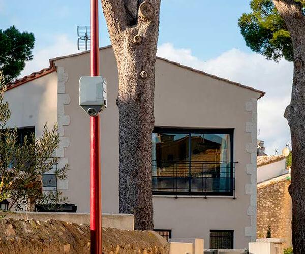 Assurez le calme et la tranquillité de votre commune avec une caméra innovante